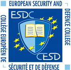 Logo ESDC European Security and Defence College