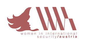 Logo Woman in International Security Austria