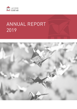Cover Annual Report 2019